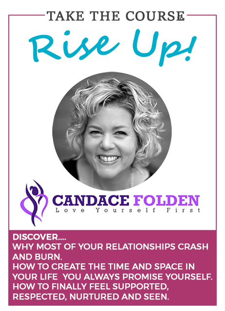 Rise Up with Candace Folden